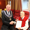 WBro Bosomworth celebrates historic landmark