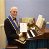 WBro Donald McMullen celebrates 60 years in Freemasonry