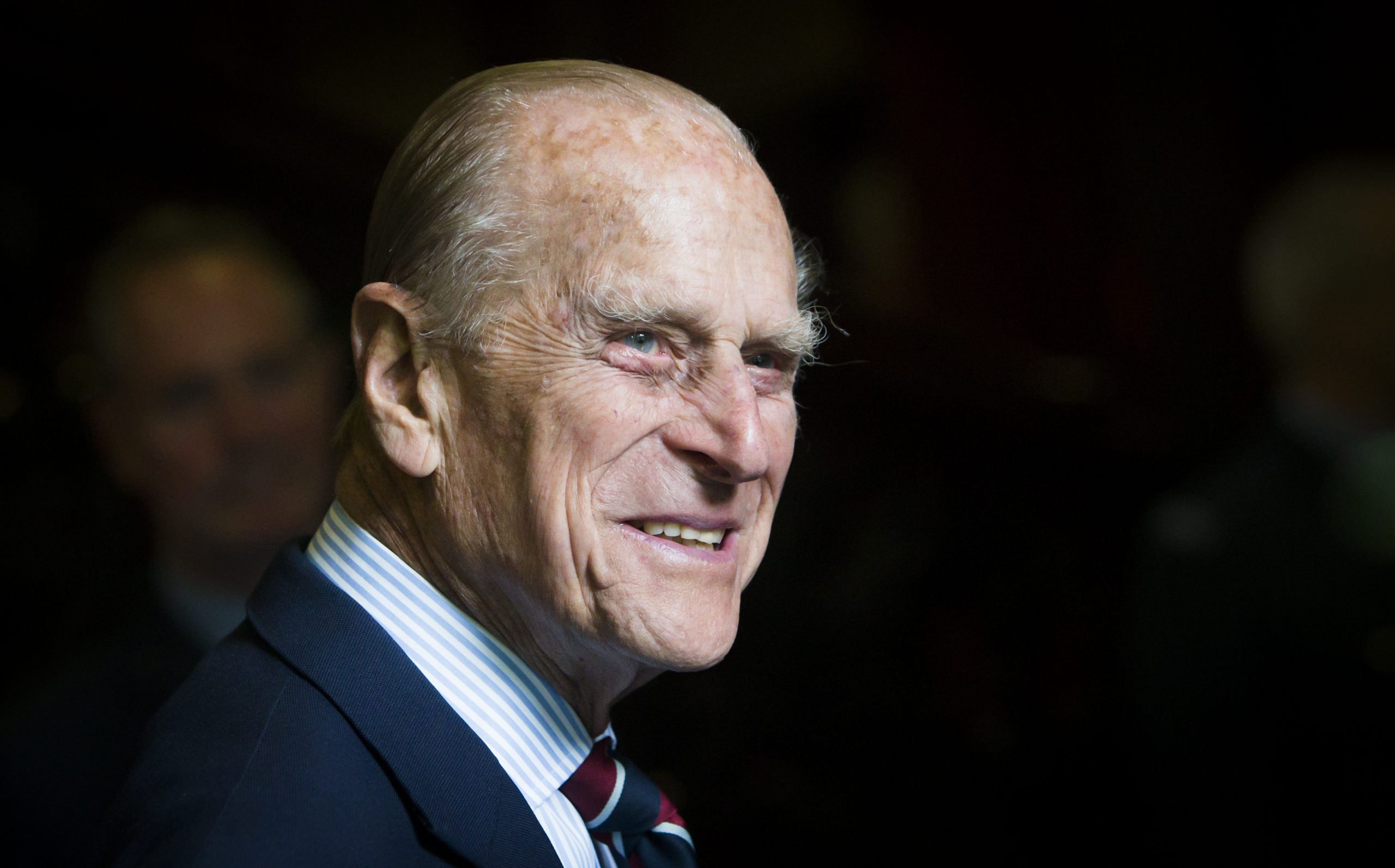 PRINCE PHILIP: A TRUE ENGLISH GENTLEMAN